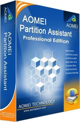 AOMEI Partition Assistant 6.3.0 Professional/Server/Technician/Unlimited Editions RePack by D!akov