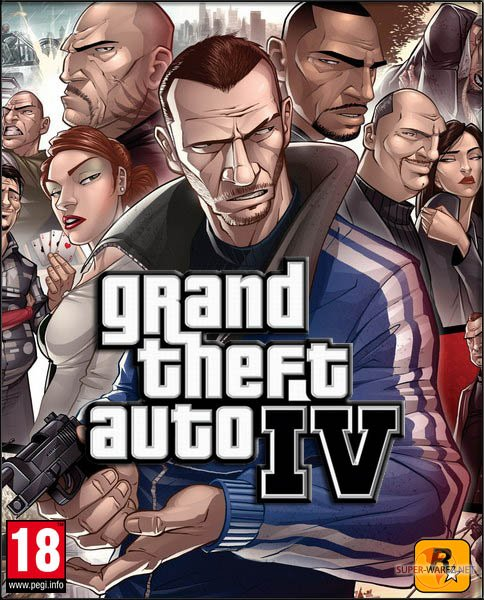 Grand Theft Auto IV - French Riviera (2008-2017/RUS/ENG/Mod/RePack)
