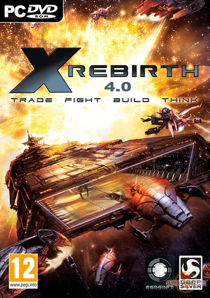X Rebirth 4.0 - Collector's Edition (2013-17/RUS/ENG/MULTi8)