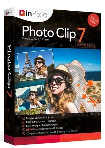 InPixio Photo Clip Professional 7.6.0 Rus Portable