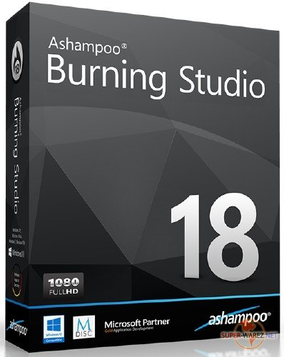 Ashampoo Burning Studio 18.0.4.15 DC 27.04.2017