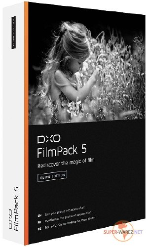 DxO FilmPack Elite 5.5.12 Build 554 (x64)