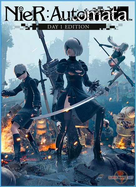 NieR:Automata - Day One Edition (2017/RUS/ENG/MULTi5/RePack)