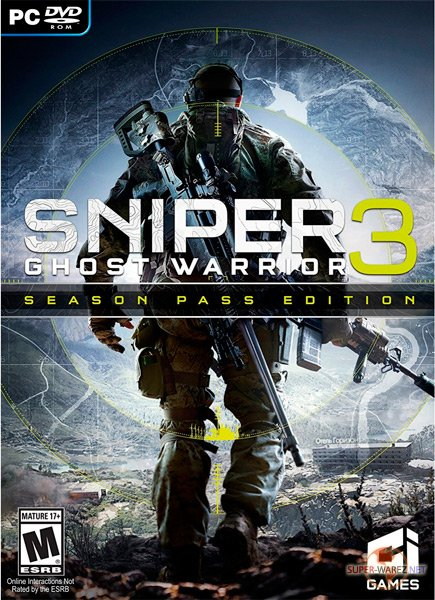 Sniper Ghost Warrior 3 - Season Pass Edition (2017/RUS/ENG/MULTi9/Steam-Rip by Fisher)