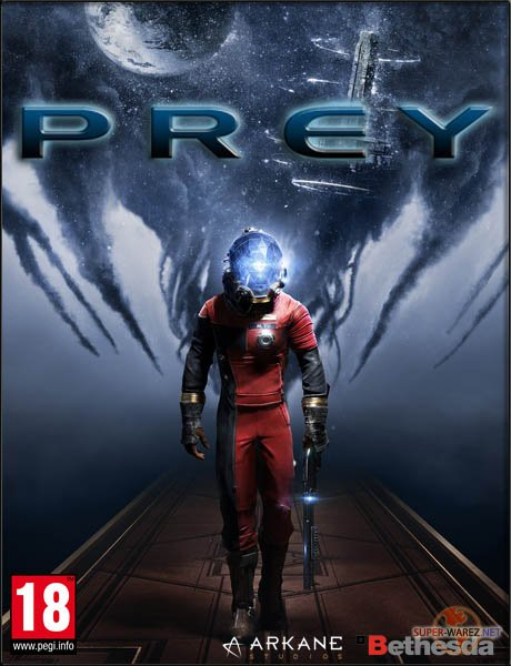 Prey (2017/RUS/ENG/RePack by MAXAGENT)