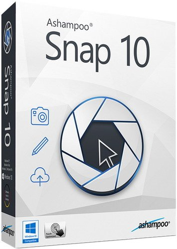 Ashampoo Snap 10.0.2 Final RePack/Portable by D!akov