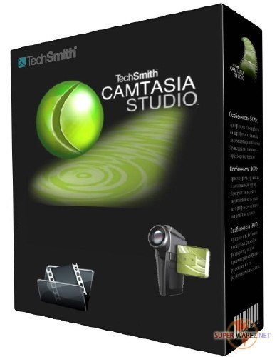 TechSmith Camtasia Studio 9.0.5 Build 2021 + Rus