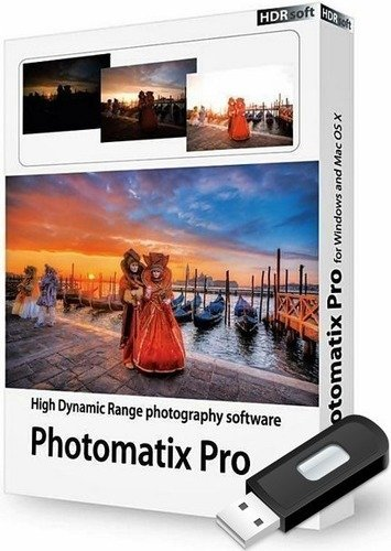 HDRsoft Photomatix Pro 6.0 (Ml/Rus) Portable