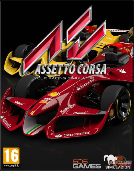 Assetto Corsa (2017/RUS/ENG/RePack by FitGirl)