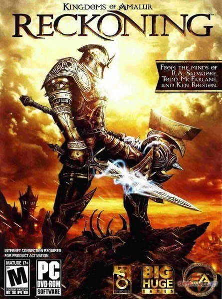 Kingdoms of Amalur: Reckoning (2012/RUS/ENG/RePack by R.G. Revenants)