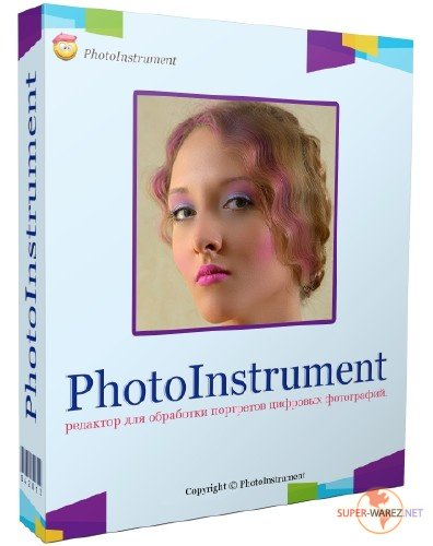 PhotoInstrument 7.6 Build 918