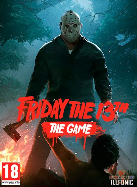 Friday the 13th: The Game (2017/ENG)