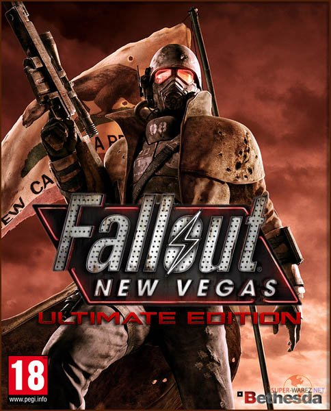 Fallout: New Vegas. Ultimate Edition (2012-2017/RUS/ENG/License)