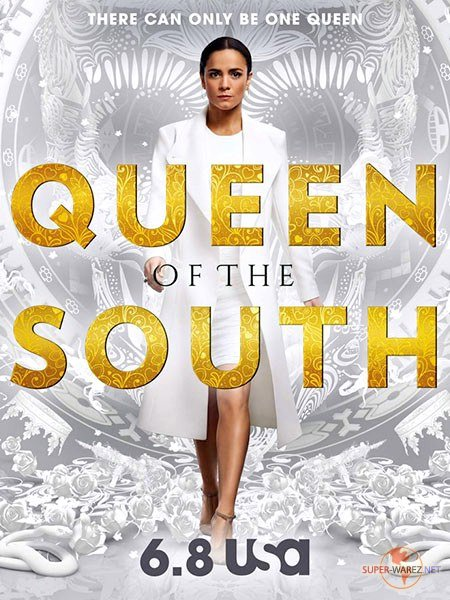 Королева юга - 2 сезон / Queen of the South (2017) WEB-DLRip