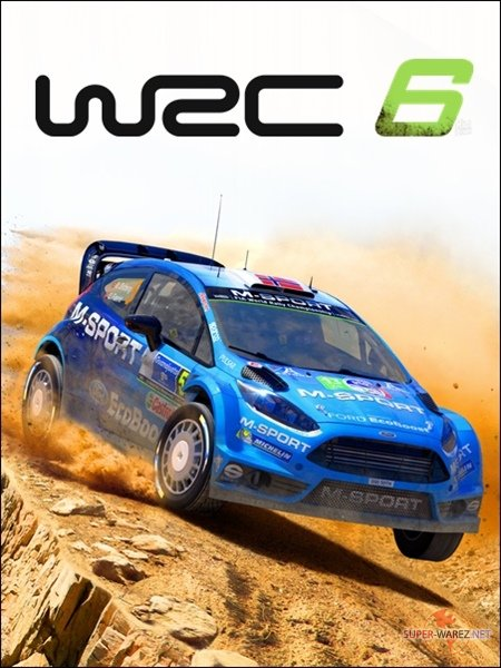 WRC 6 FIA World Rally Championship (2017/ENG/MULTi/RePack от  VickNet)