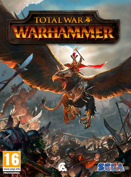 Total War: WARHAMMER (2016/RUS/ENG/MULTI11)