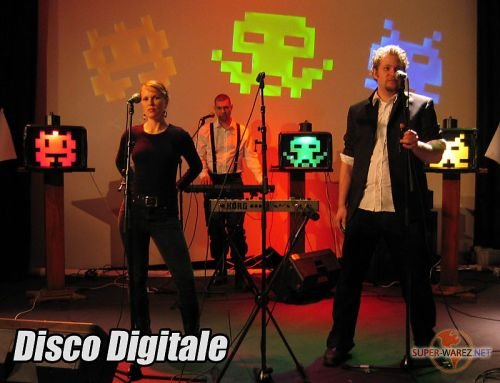 Disco Digitale - Discography (2006-2014) MP3