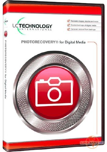 LC Technology PHOTORECOVERY 2017 Professional 5.1.6.0