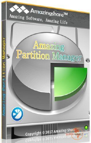 Amazing Partition Manager 5.1.1.8 Professional / Server / Unlimited / Technician