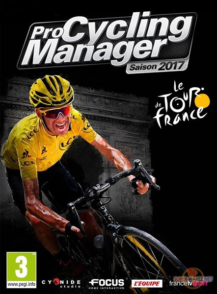 Pro Cycling Manager Season 2017 (2017/ENG/MULTi10/RePack от FitGirl)