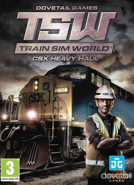 Train Sim World: CSX Heavy Haul (2017/RUS/ENG/MULTi7/RePack от FitGirl)