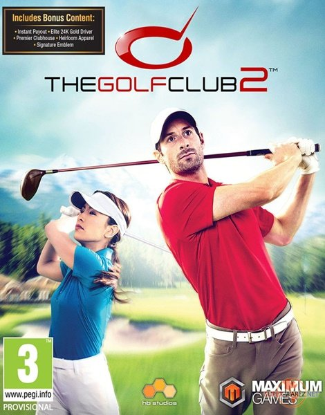 The Golf Club 2 (2017/ENG/RePack от FitGirl)