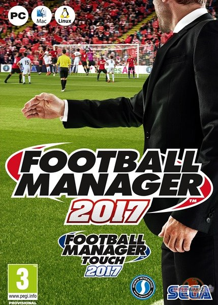 Football Manager 2017 + Football Manager Touch 2017 + FM Editor (2016/RUS/ENG/MULTi16/RePack от FitGirl)