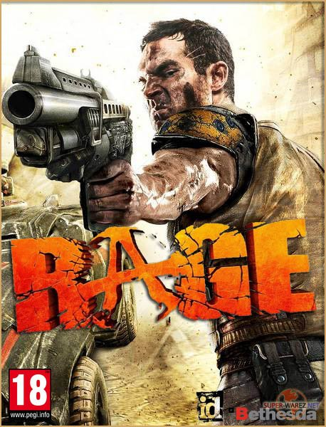 Rage: Anarchy Edition (2011/RUS/ENG/Rip)