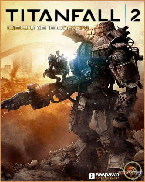 Titanfall 2: Digital Deluxe Edition (2016/RUS/ENG/RePack by qoob)