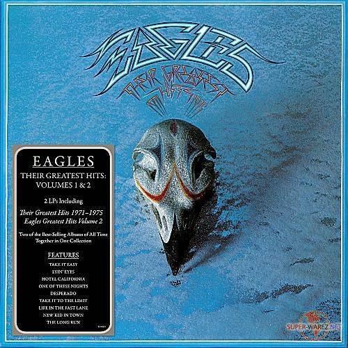 Eagles - Their Greatest Hits: Volumes 1 & 2 [2CD] (2017) MP3