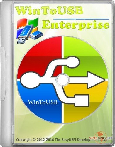 WinToUSB Enterprise 3.6 Release 2