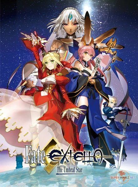 Fate/EXTELLA: The Umbral Star (2017/ENG/MULTi4/RePack от FitGirl)