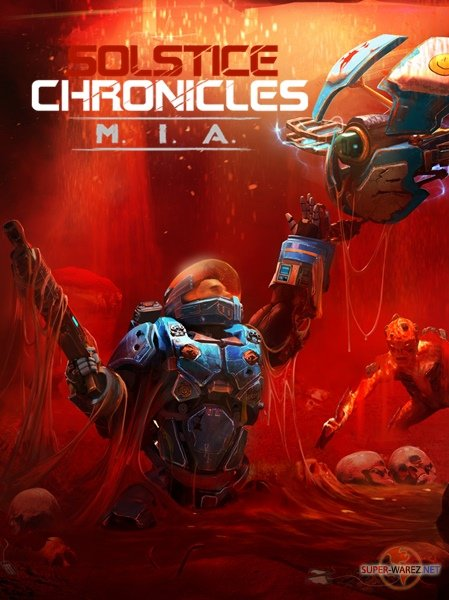 Solstice Chronicles: MIA (2017/RUS/ENG/MULTi4/RePack от FitGirl)