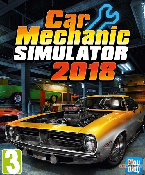 Car Mechanic Simulator 2018 (2017/RUS/ENG/Multi/RePack by xatab)