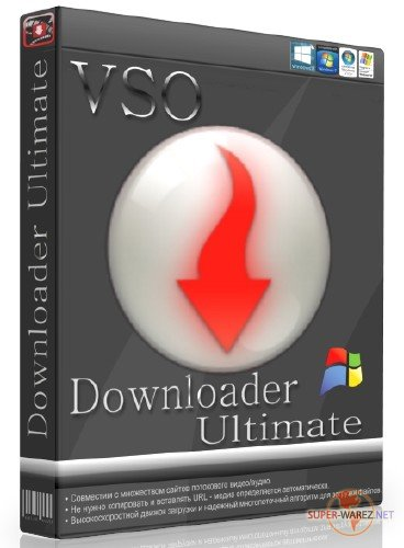 VSO Downloader Ultimate 5.0.1.46 DC 01.08.2017