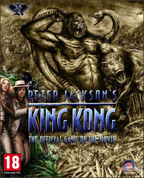 Peter Jackson's King Kong - Gamer's Edition (2005/RUS/ENG/RePack by R.G. Revenants)