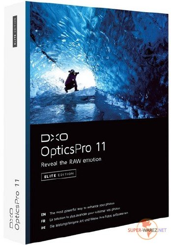 DxO Optics Pro 11.4.2 Build 12373 Elite (x64)