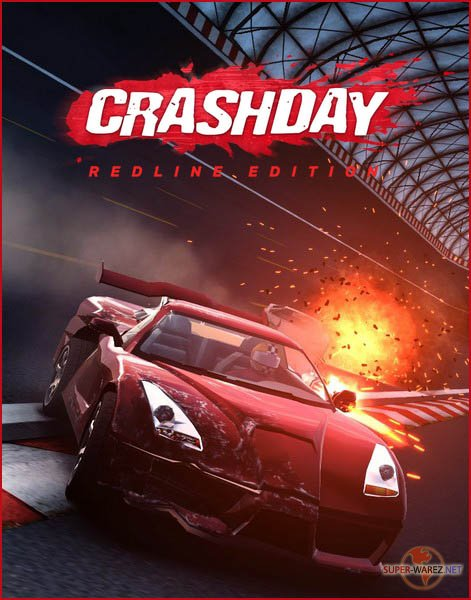 Crashday: Redline Edition (2017/RUS/ENG/RePack)