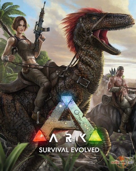 ARK: Survival Evolved (2017/RUS/ENG/MULTi21/RePack от FitGirl)