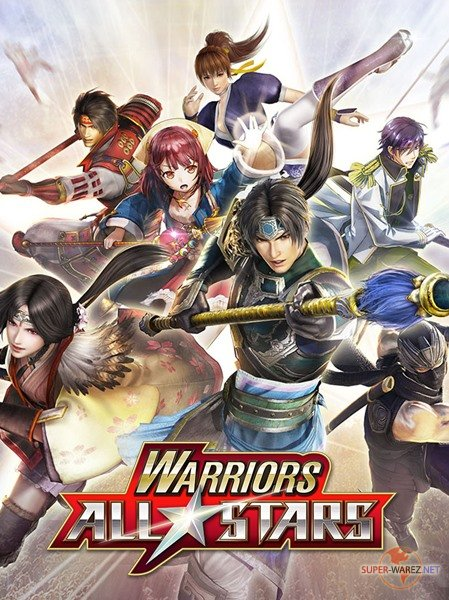 Warriors All-Stars (2017/ENG/MULTi3/RePack от FitGirl)