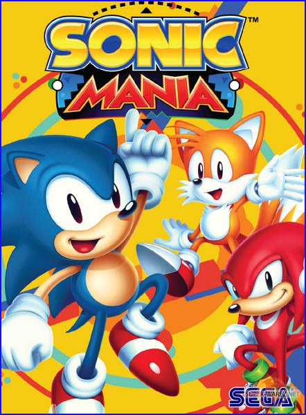 Sonic Mania (2017/ENG/Multi/License)