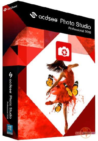 ACDSee Photo Studio Professional 2018 11.0.785 RePack by KpoJIuK