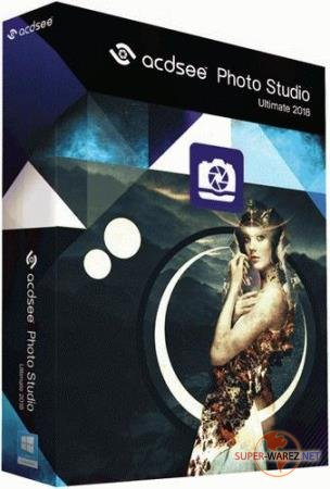 ACDSee Photo Studio Ultimate 2018 11.0 Build 1196 RePack by D!akov
