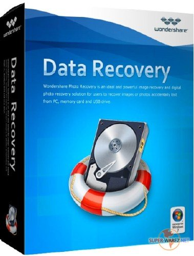 Wondershare Data Recovery 6.5.0.8 + Rus