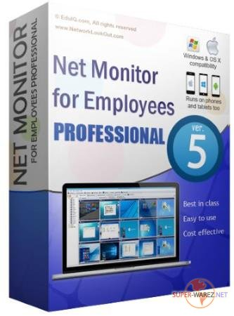 Net Monitor for Employees Professional 5.5.3