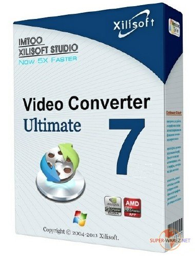 Xilisoft Video Converter Ultimate 7.8.21 Build 20170920 Final + Rus
