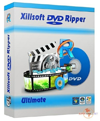 Xilisoft DVD Ripper Ultimate 7.8.21 Build 20170920 Final + Rus