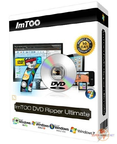 ImTOO DVD Ripper Ultimate 7.8.21 Build 20170920 Final + Rus
