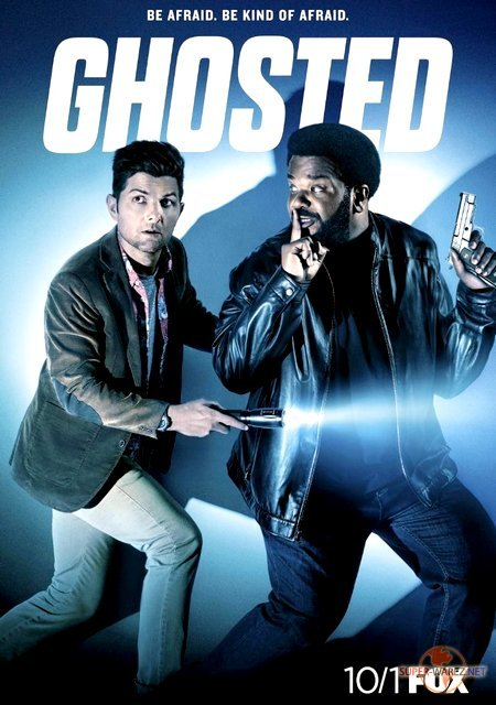Паранормальщина - 1 сезон (Призраки) / Ghosted (2017) WEB-DLRip