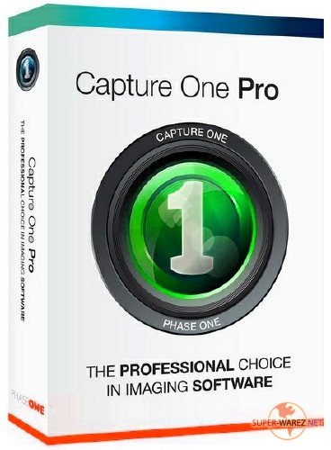 Phase One Capture One Pro 10.2.0.74 (x64)